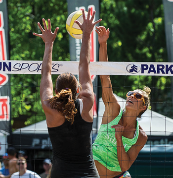 Park and Sports Tournament 4000 womens volleyball