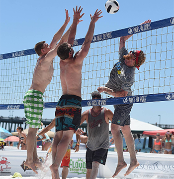 Park and Sports Tournament 4000 Action volleyball