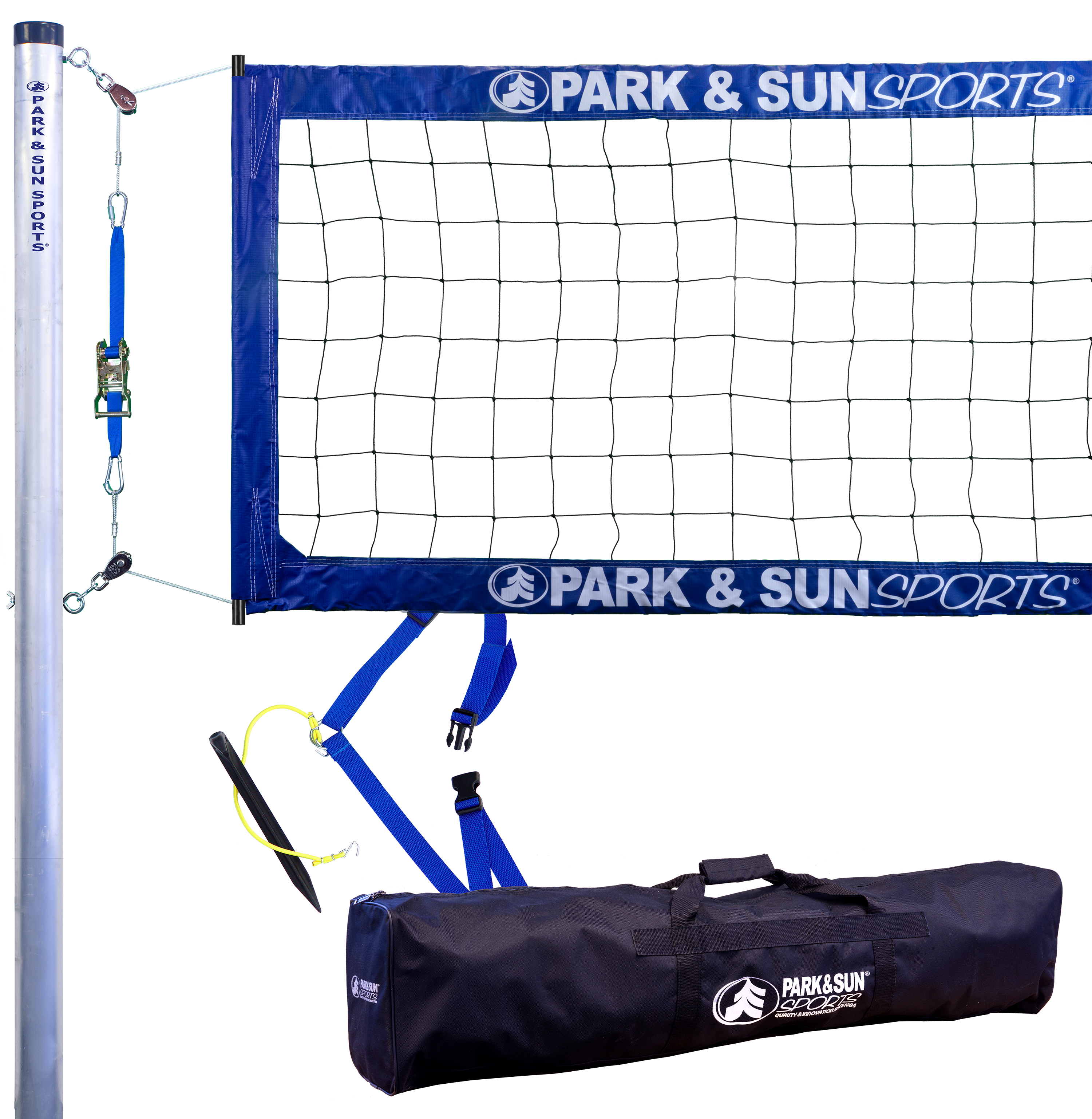 Park and Sports Tournament 4000 Product Layout