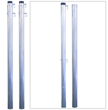 Park and Sports Telescopic Pole Set