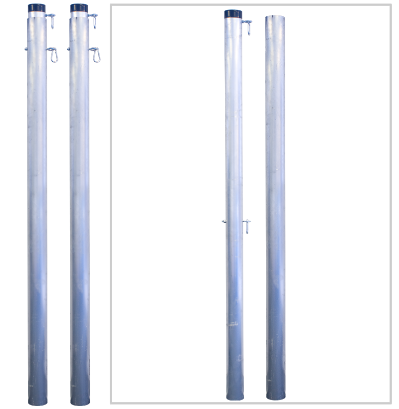 Park and Sports 4000 Telescoping Pole Set