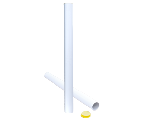 Park and Sun Sports - Tournament 4000 Volleyball System Pole Sleeves