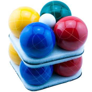 Park and Sports Bocce Elite Pro 109 mm balls