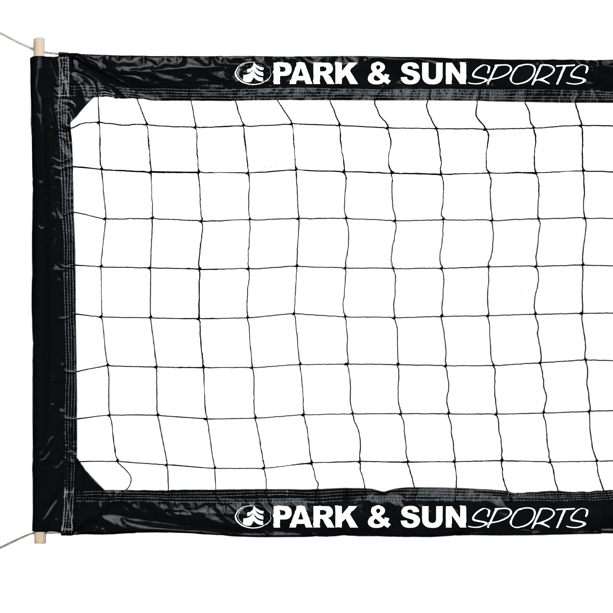 BC-400 Green Volleyball Net