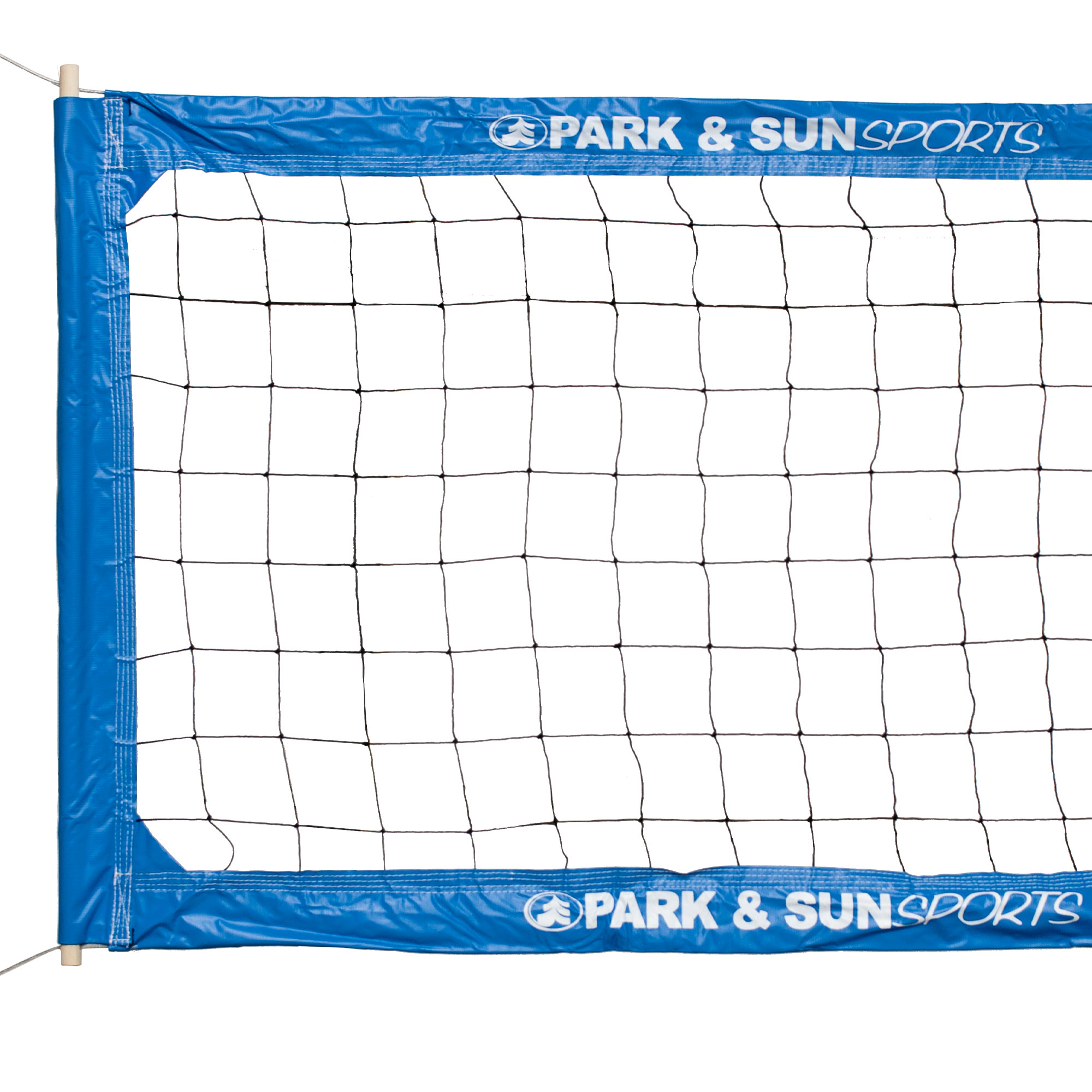 BC-400 Blue Volleyball net