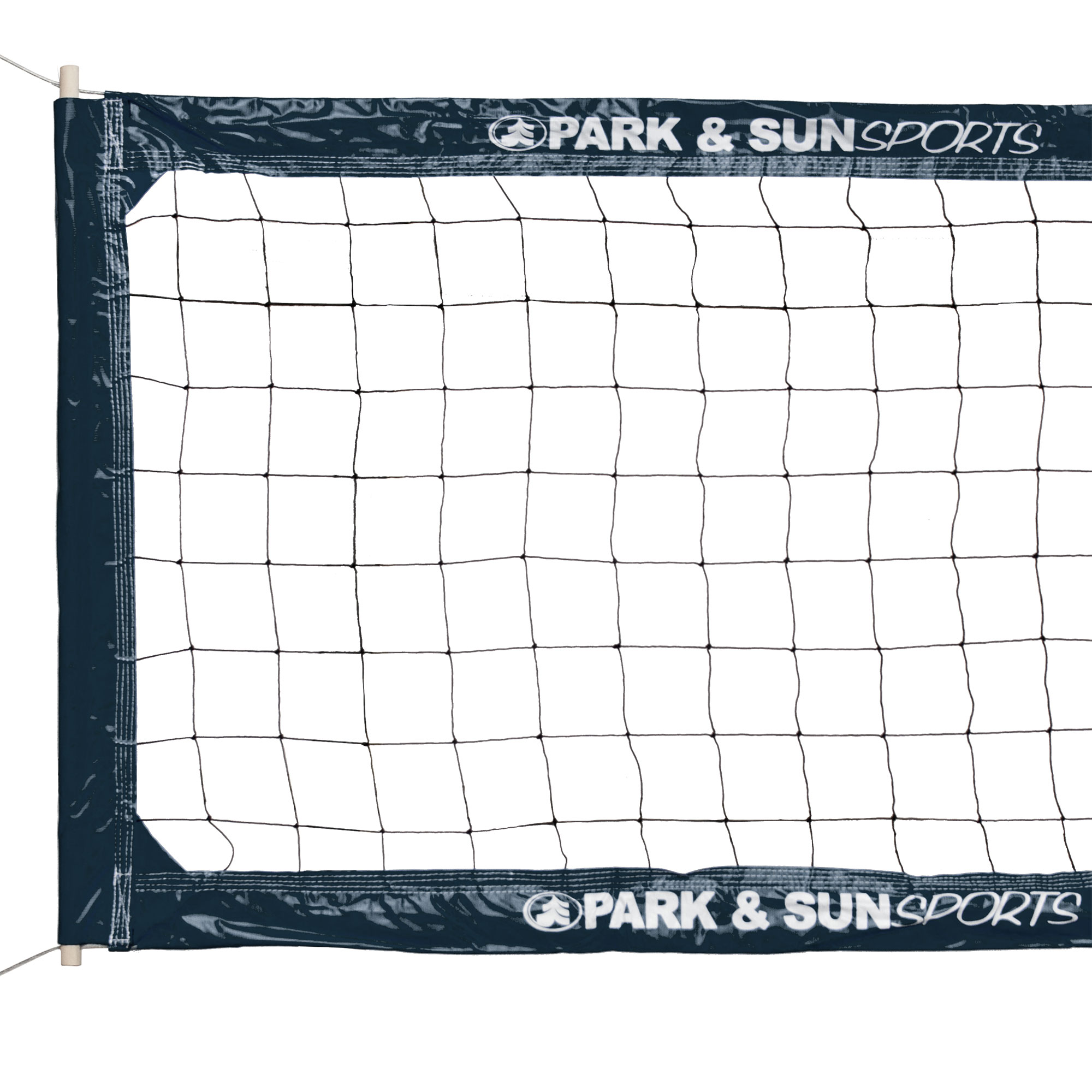 BC 400 Navy Volleyball Net