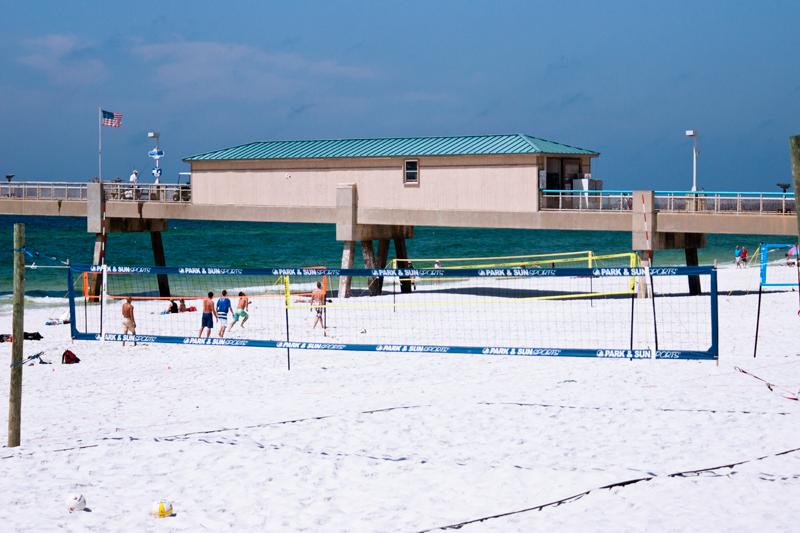 Volleyball Net  Best Outdoor Beach Volleyball Net  Official Size