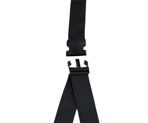 BC-WEB-2 Volleyball 2 inch Webbing Boundary Buckle