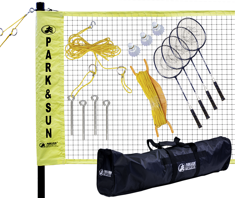 Park and Sports Badminton Pro Set Product Layout