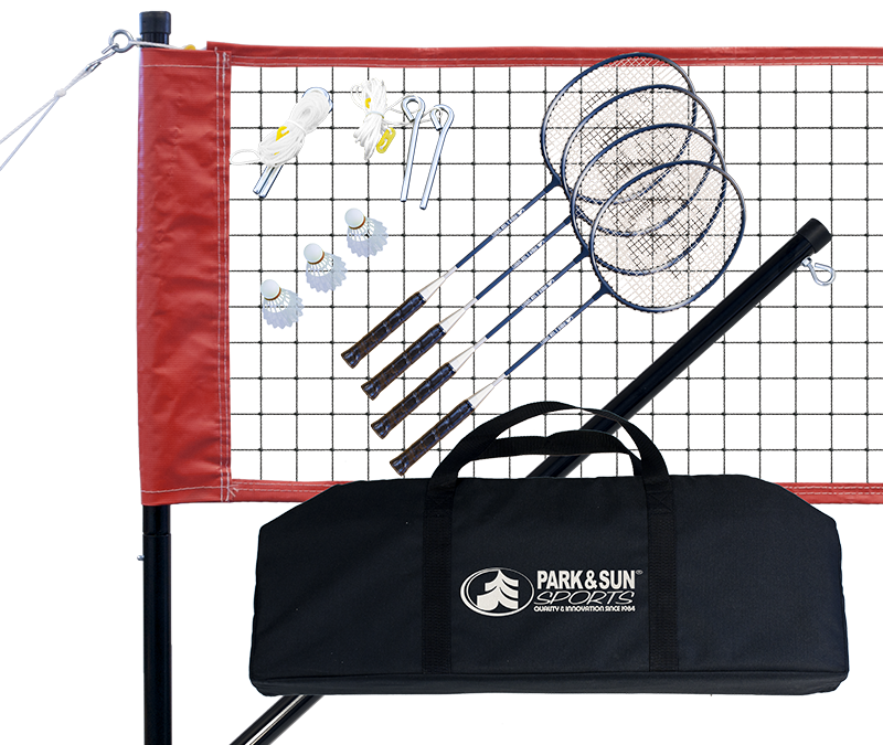 Park and Sports Badminton Sport Set Product Layout