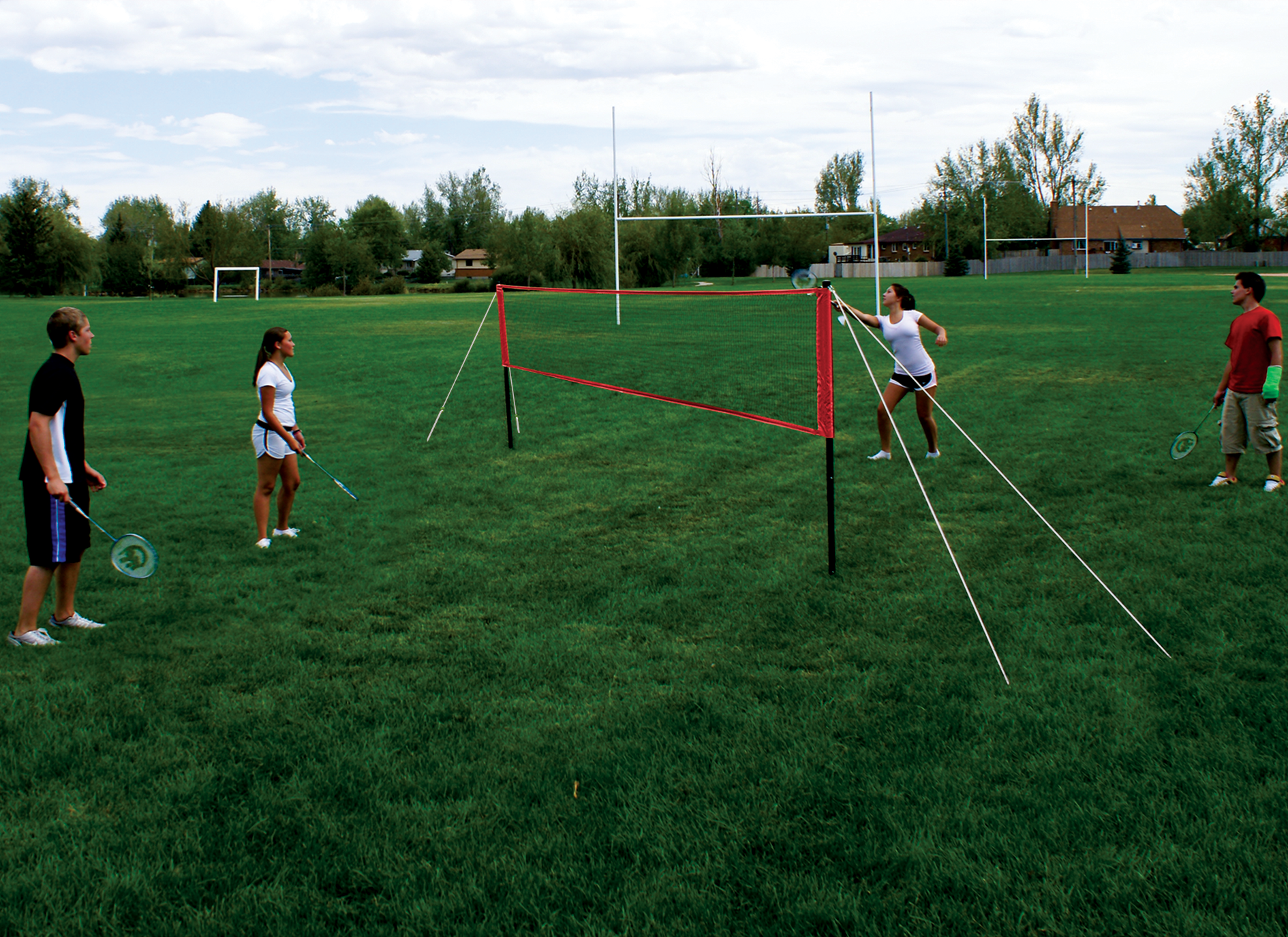 Quality Badminton Sport Fun Level Badminton Set With