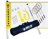Park and Sun Sports Badminton Tournament Net System