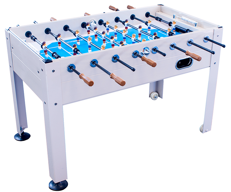 Park and Sports Blue Sky 1100 Soccer Table Product Layout