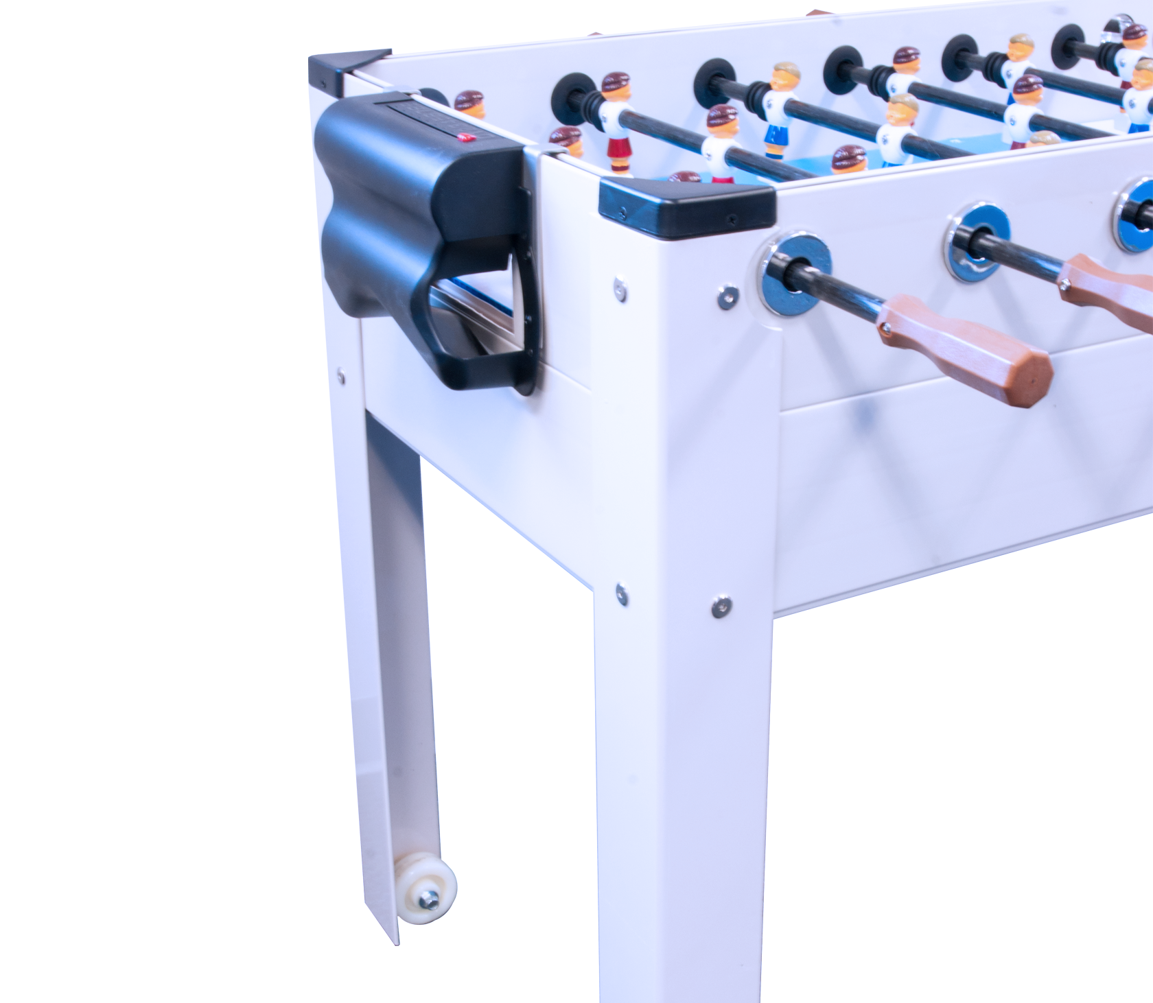 Park and Sports Blue Sky Soccer Table Action
