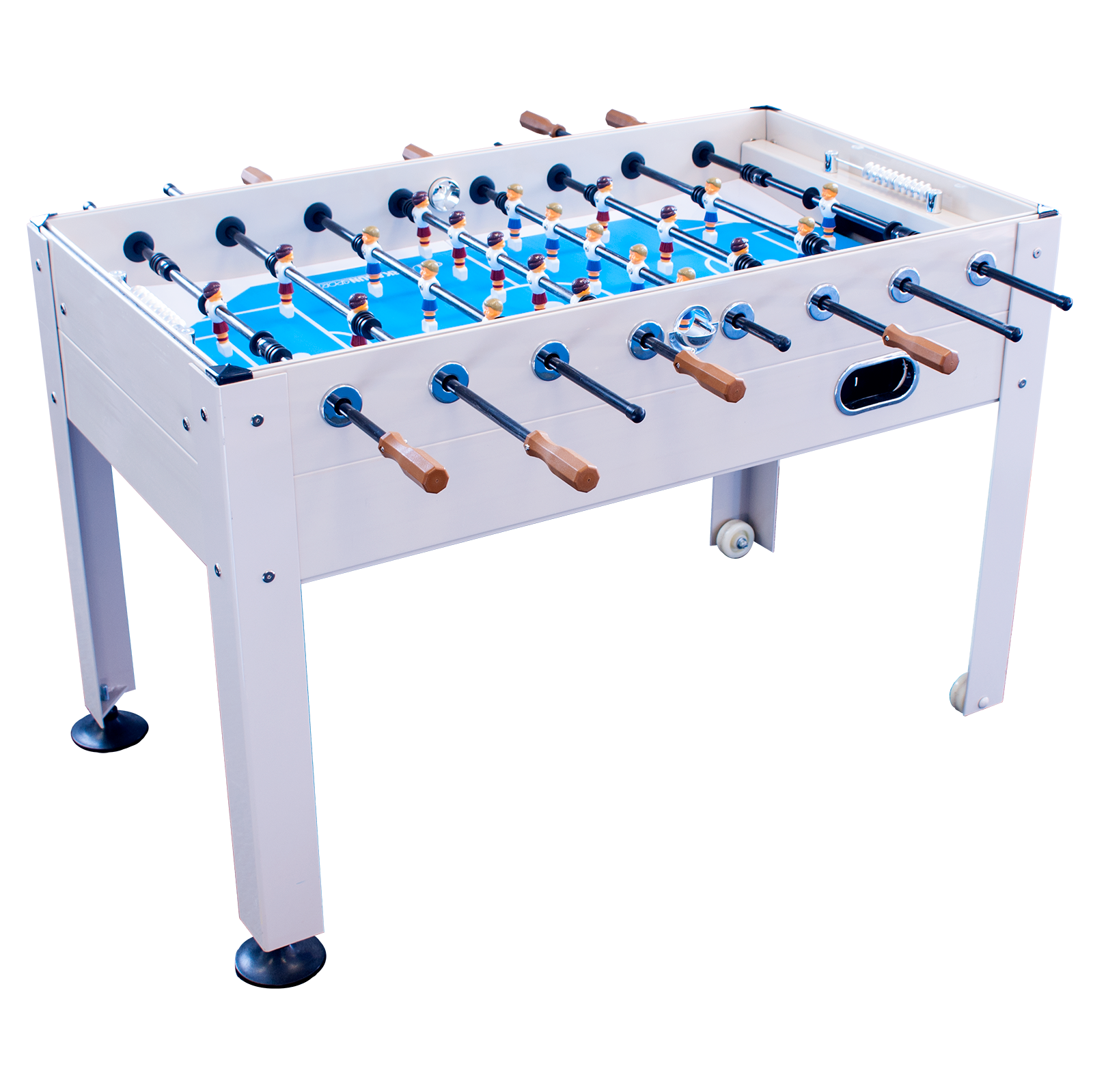 Exceptionnel Blue Sky Indoor Outdoor Game Room Soccer Table | Foosball ...