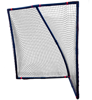 Park and Sports PVC Lacrosse Goal