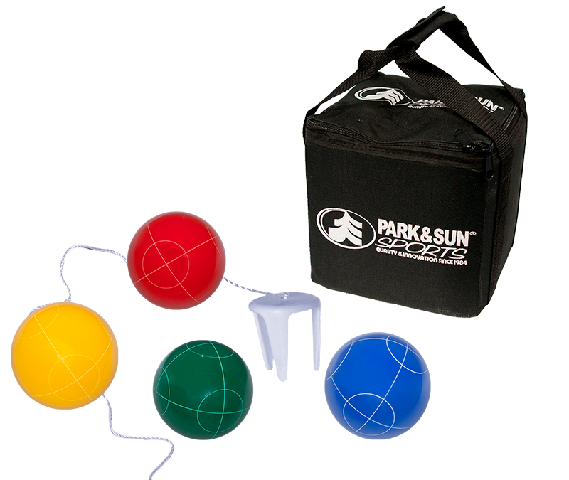 park and sports bocce ball pro set - Bocce Set