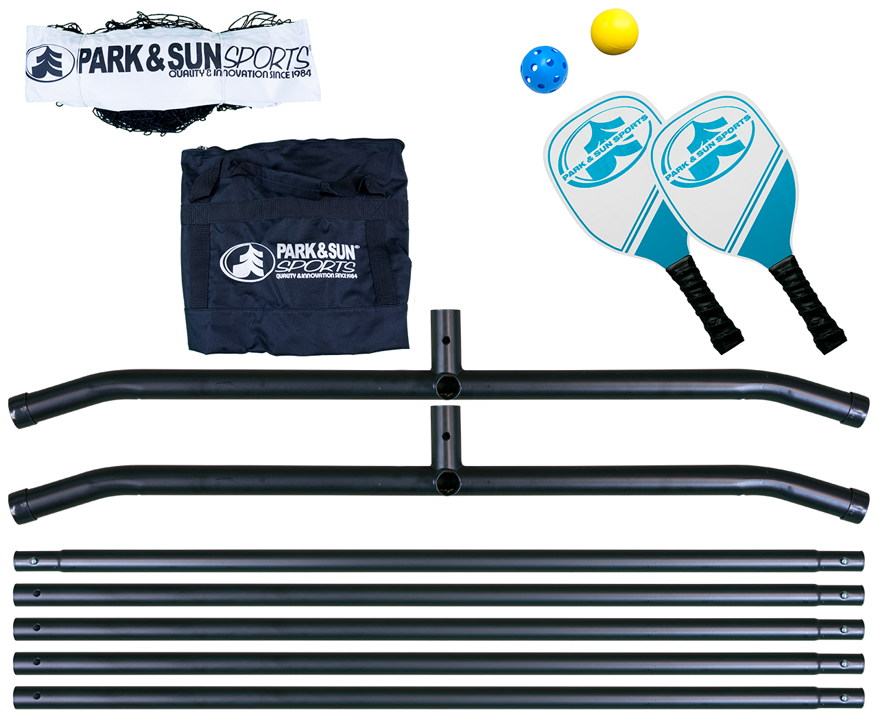 Park and Sports Pickleball Accessories Layout