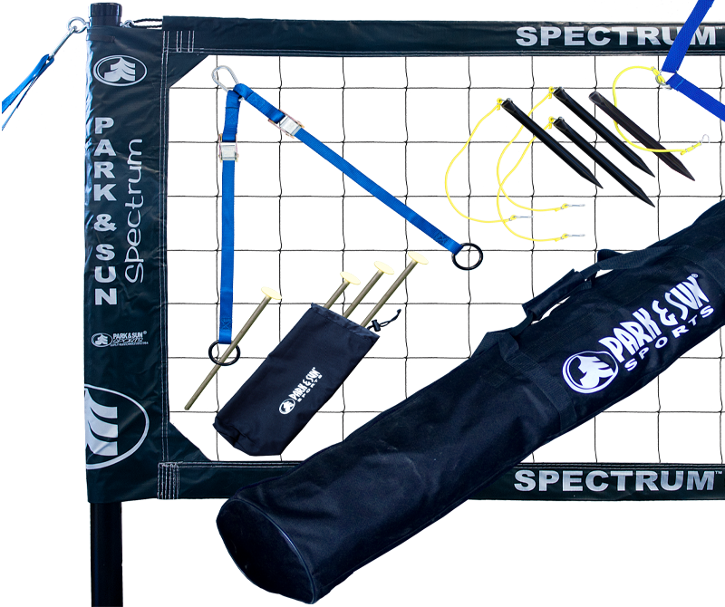 Park and Sports Blue Spectrum Elite Product Layout