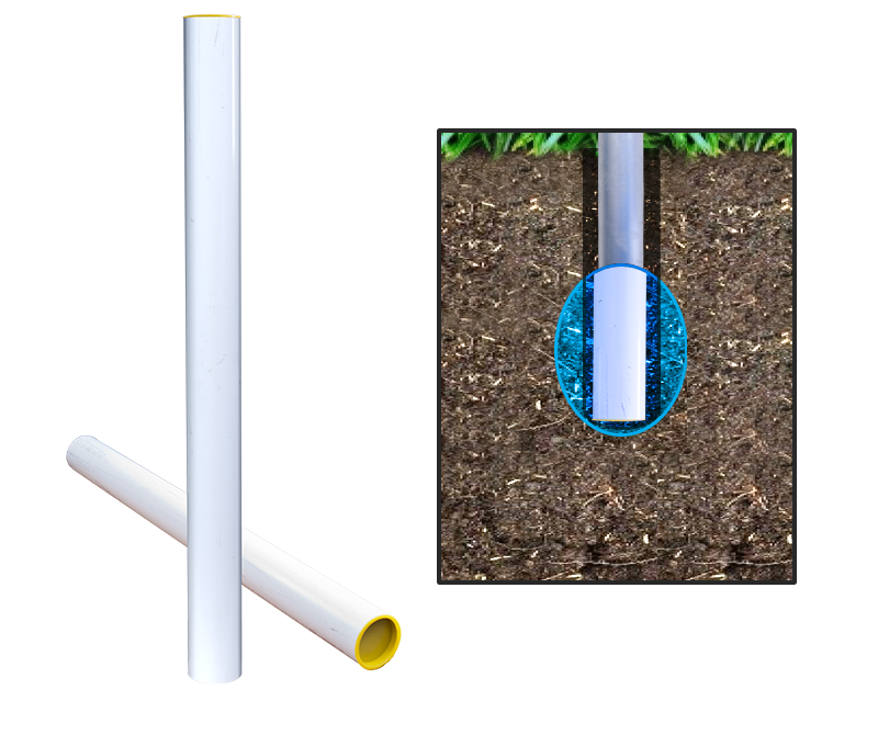 Park and Sports 4000 Pole sleeves