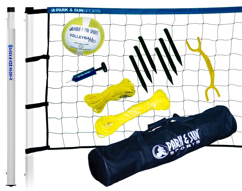 Backyard Volleyball Net Size : Net Systems  Volleyball Net Systems  Sport Series