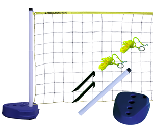 Park and Sun Sports Pool Volleyball System