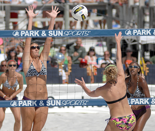Park and Sports Sports womens pro beach volleyball nets