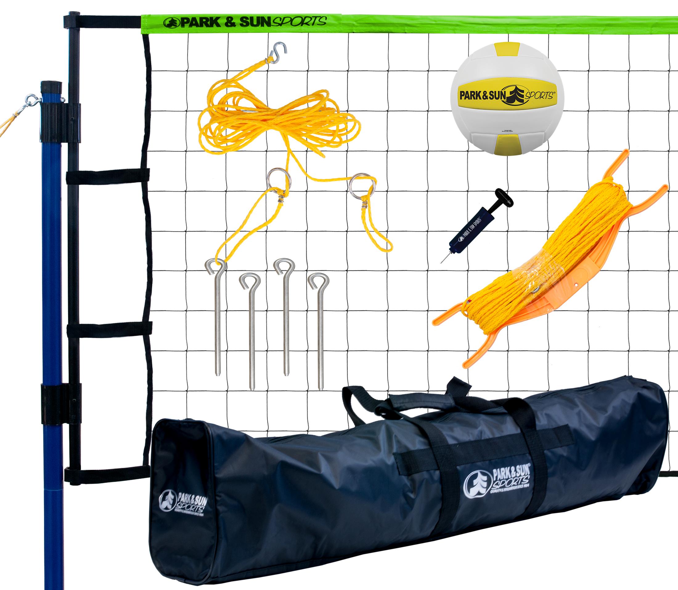 Sp Flex Spiker Flex Outdoor Grass Volleyball Set