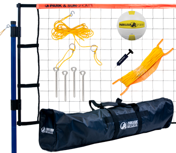 Park and Sports Orange Tournament Flex Product Layout