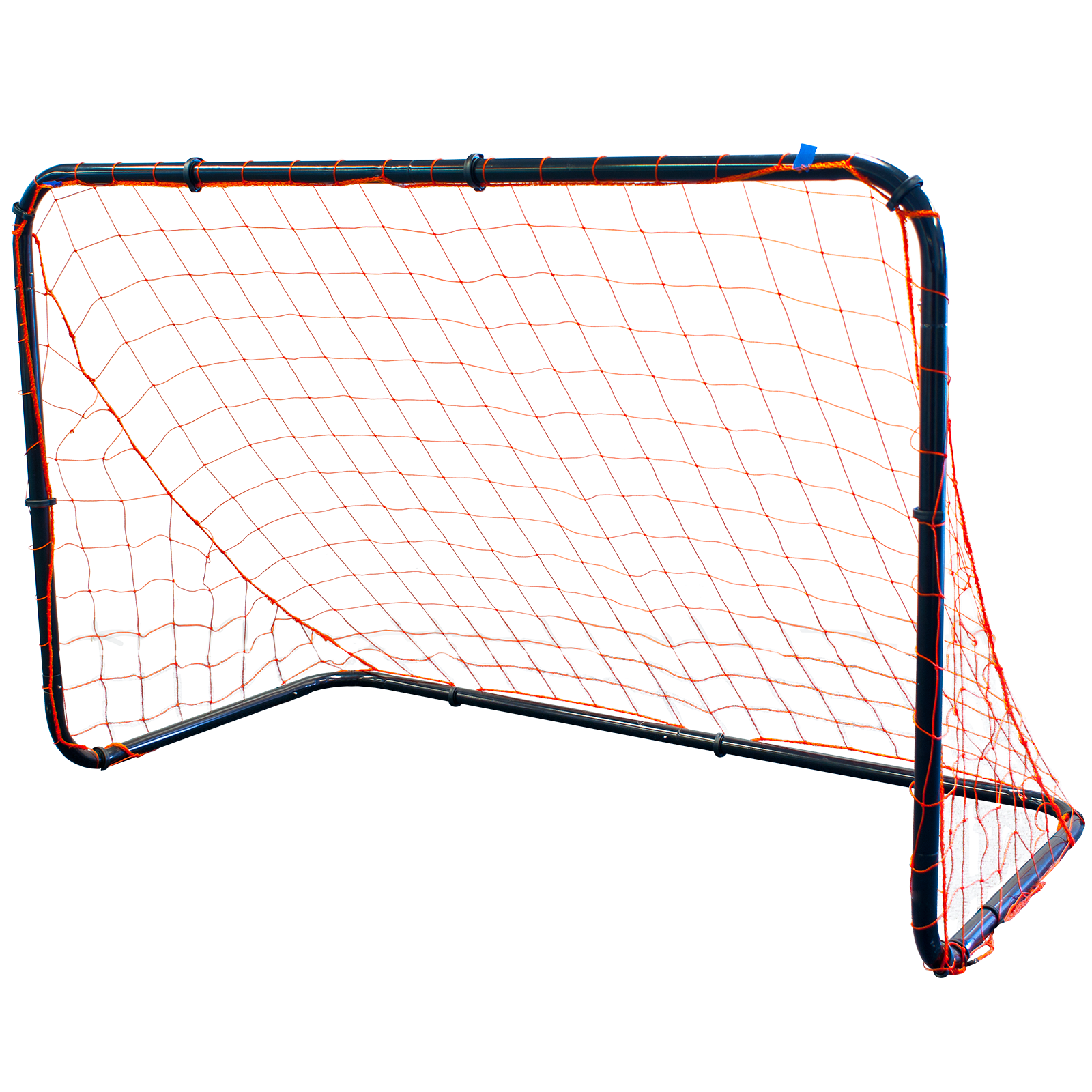 Park and Sports Black Steel Sports Goal