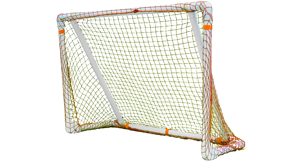 Time To Practice Your Touches And We Have Multiple Size Goals Challenge Accuracy From Our Micro Goal Largest Target