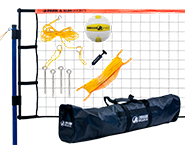 Park and Sun Sports Spiker Flex Volleyball Net Systems