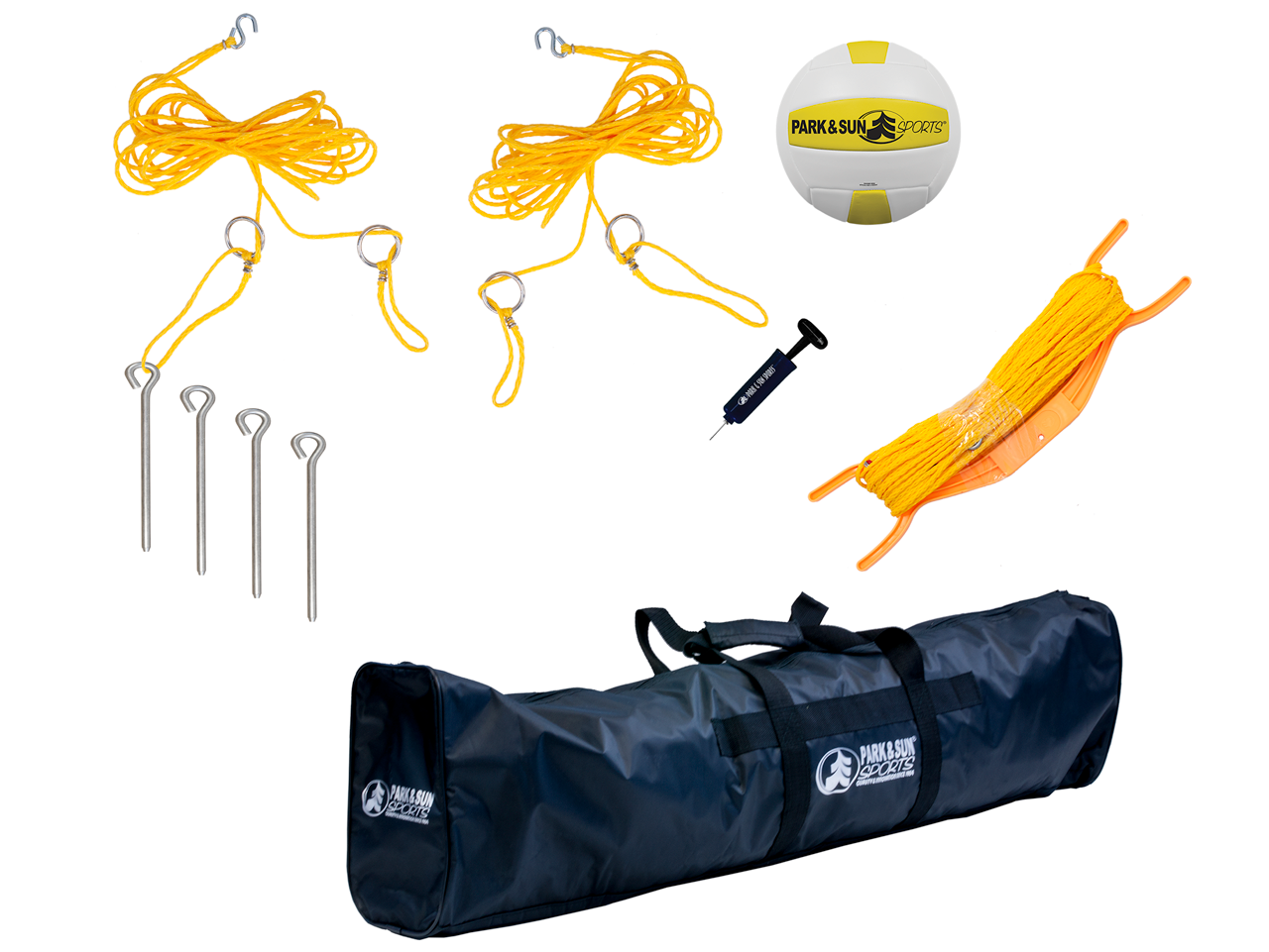 Park and Sports Tournament 179 Volleyball Set Accessories