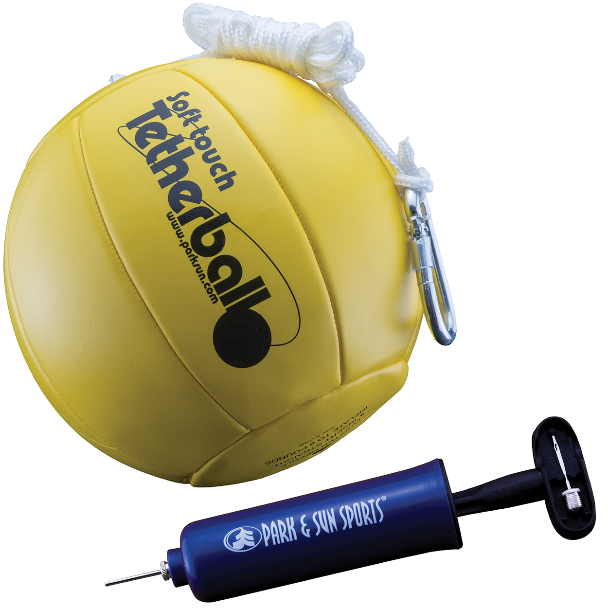 Park and Sports Tetherball and Pump