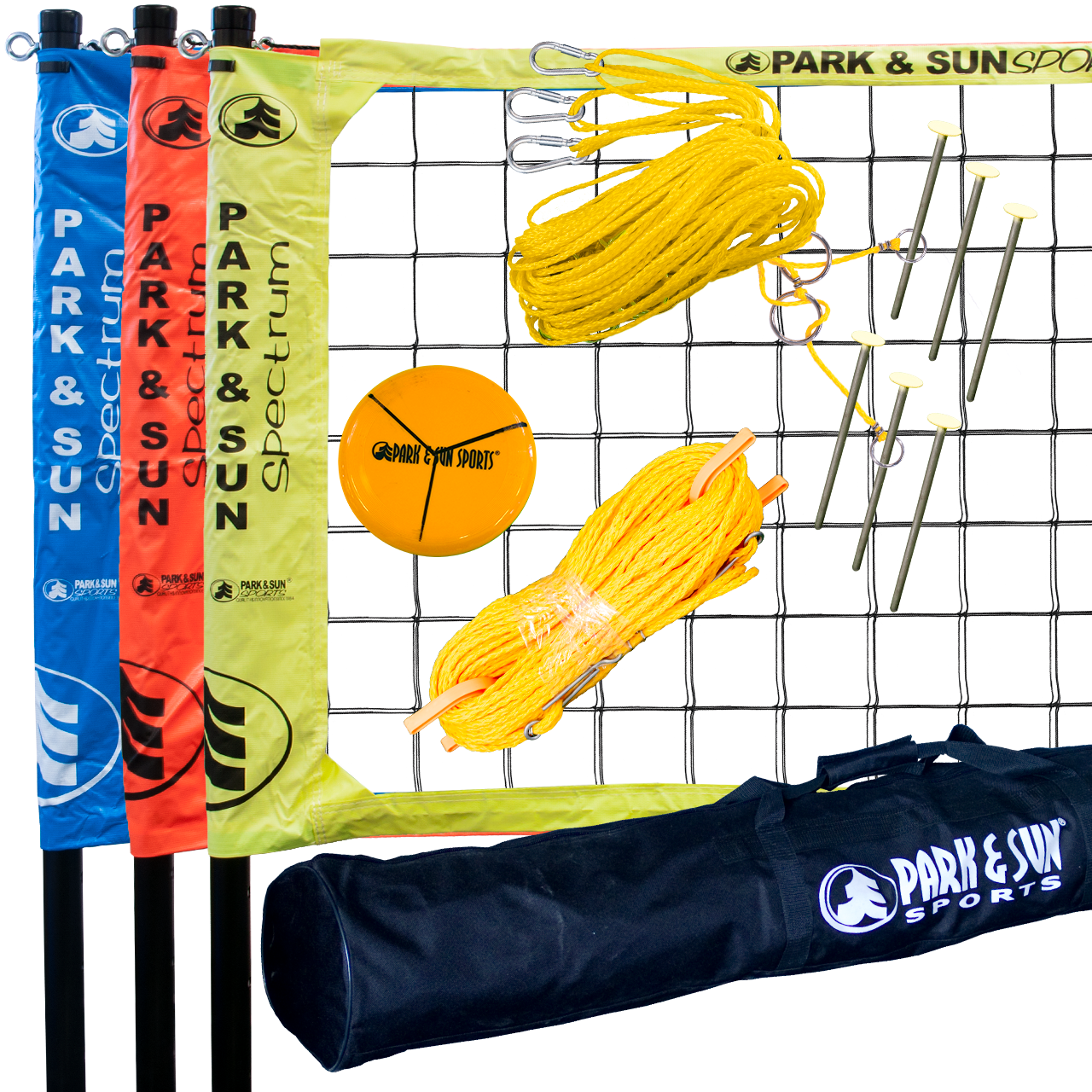 Park and Sports TRIBALL-PRO Product Layout