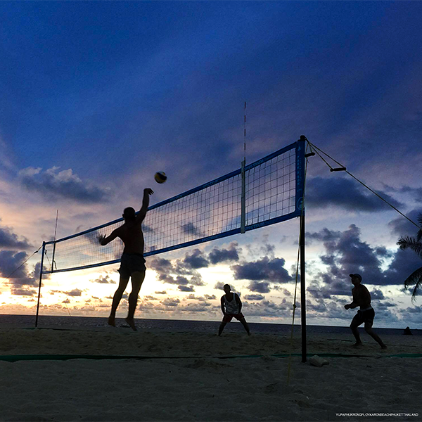 Phuket Beach Volleyball, Thailand