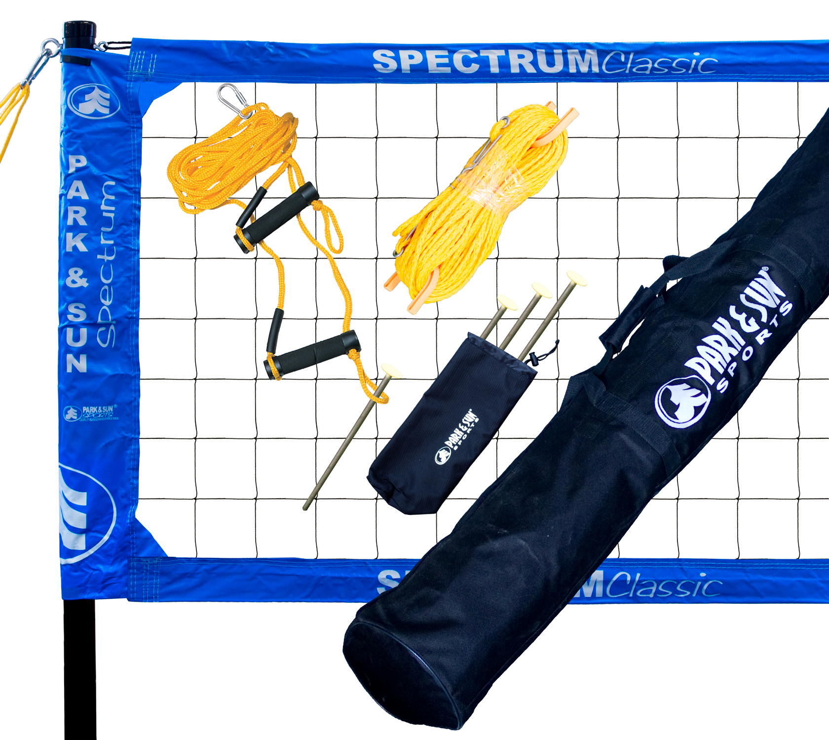 Park and Sports Blue Spectrum Classic Product Layout
