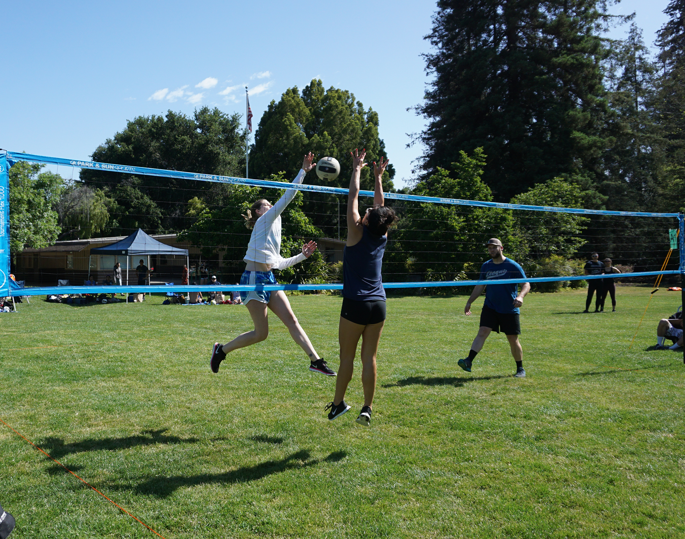 Ts Flex 1000 Tournament Flex 1000 Outdoor Volleyball Net