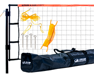 Park and Sun Sports Tournament Flex Volleyball System