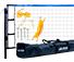 Park and Sun Sports Tournament Flex Volleyball Net System thumbnail