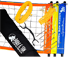 Park and Sun Sports Triball Pro Volleyball Net System thumbnail