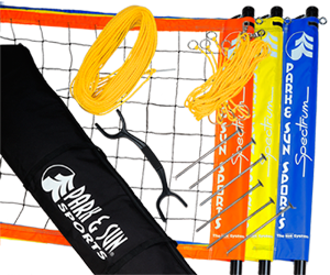 Park and Sun Sports Triball Pro Volleyball Net System