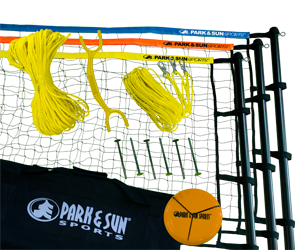 Park and Sun Sports Triball Rec Volleyball Net System