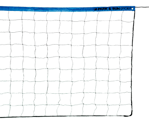 Park and Sun Sports Blue VN2-R Volleyball Net