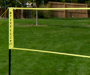 Park and Sun Sports Badminton Net Set-up