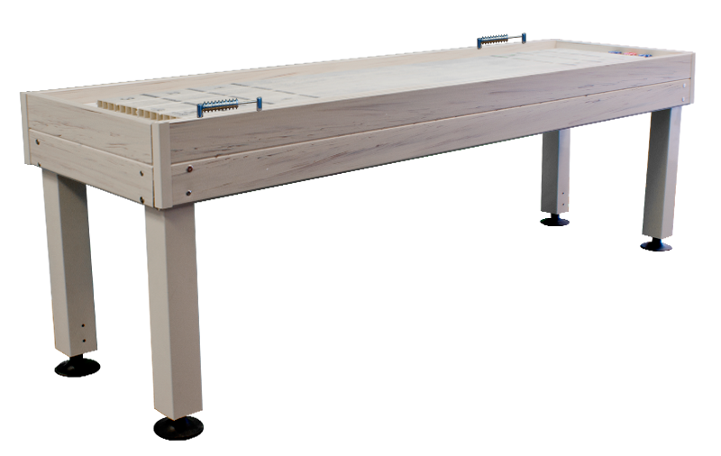 Park And Sun Sports   Outdoor Game Table Series   Blue Sky Shuffleboard  Table ...