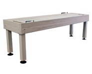 Park and Sun Sports - Outdoor Game Table - Shuffleboard Table