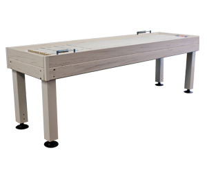 Park and Sun Sports - Outdoor Game Table Series - Blue Sky Shuffleboard Table