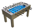 Park and Sun Sports - Outdoor Game Table Series - Blue Sky Soccer Table DK thumbnail