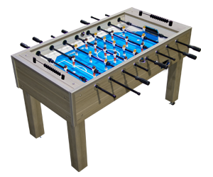 Park and Sun Sports - Outdoor Game Table Series - Blue Sky Soccer Table DK